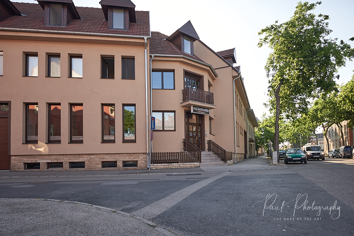 Palma Pension, Sopron